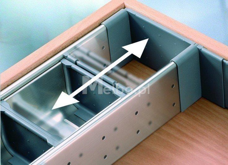 blum orga line wk ad do szuflady tandembox 100 cm. Black Bedroom Furniture Sets. Home Design Ideas