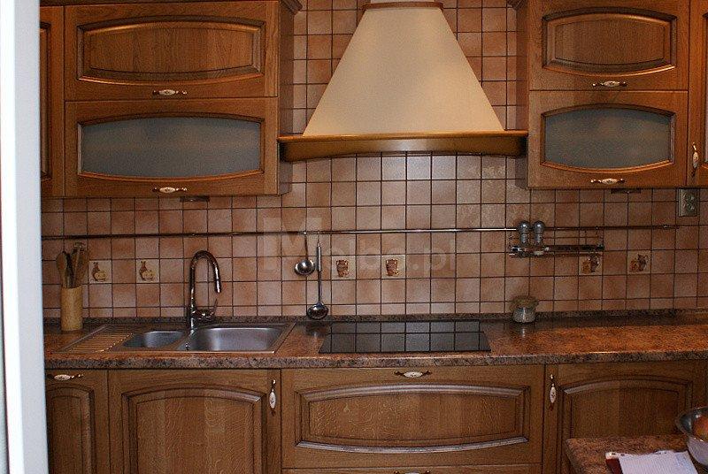 Mebla kuchenne Stylowe meble drewniane -> Kuchnie Drewniane Stylowe