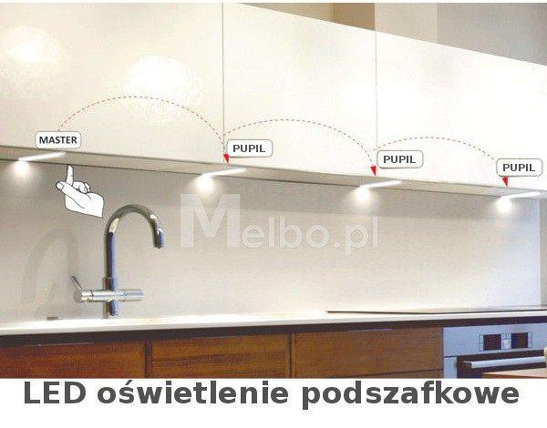 Led Oprawy Podszafkowe Z Włącznikiem Master Pupil 12v 4w Melbopl
